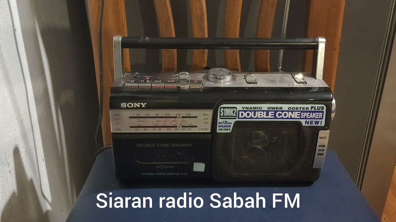 Download Siaran radio SABAH FM - 3 minit sebelum azan maghrib/berbuka puasa #SabahFm