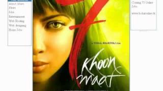 7-khoon-maaf watch online or Download www.kohatonline.tk