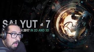 Salyut - 7 (2017) - Trailer #1 REACTION