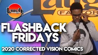 Flashback Fridays | 2020 Corrected Vision Comics | Laugh Factory Stand Up Comedy