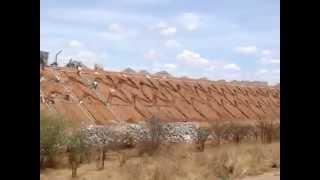 SGR construction in Kenya. More of the same but in greater detail and closer up