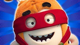 Oddbods | SUPER HERO SLICK | All New Episodes | Funny Cartoon for Children by Oddbods & Friends