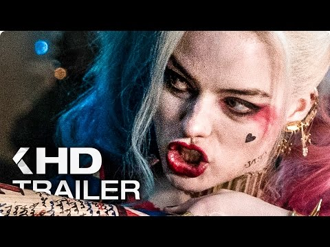 SUICIDE SQUAD Trailer 2 German Deutsch (2016)