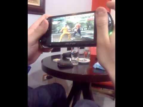 Tekken 6 Law secret move (Albania)