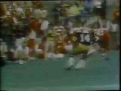 Billy Sims Highlights