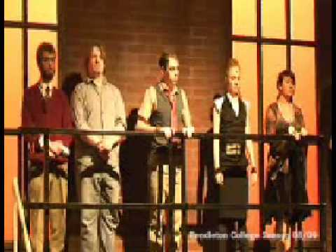 Pendleton Colleges FAME - Bring on Tomorrow (Reprise)