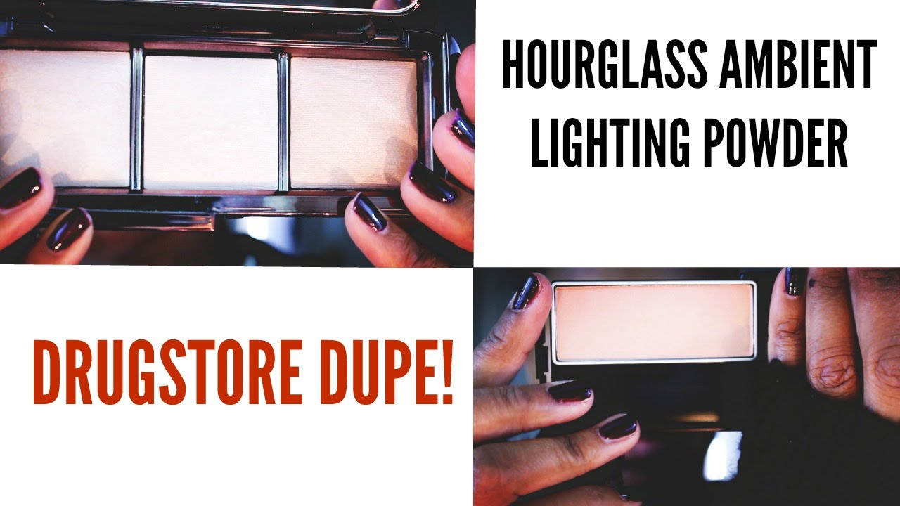 Hourglass Ambient Lighting Powder Drugstore Dupe Video I ByBare  sc 1 st  YouTube & Hourglass Ambient Lighting Powder Drugstore Dupe Video I ByBare ... azcodes.com