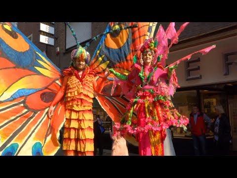 Bokeltsen Treff 2017 - Stadtfest in Bocholt mit verkaufsoffenem Sonntag