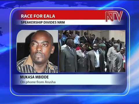 Byamukama & Zziwa battle for EALA top Seat