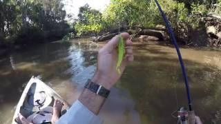 Mangrove Jack soft plastic Tips for fishing surface snag-less