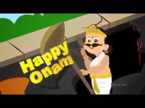 Happy Onam 2017 WhatsApp Status Video