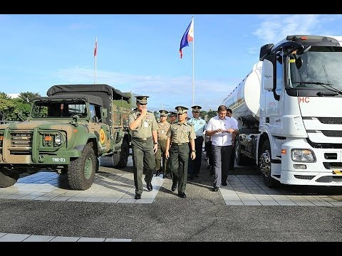 PH News :The Philippine Army and Philippine Marine Corps get