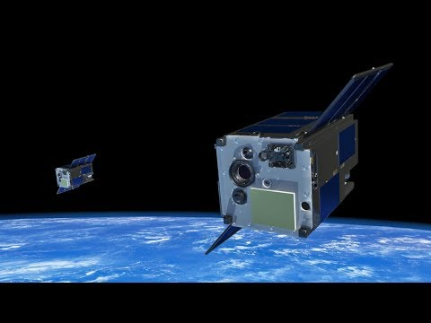Testing Small Spacecraft Communications Technology