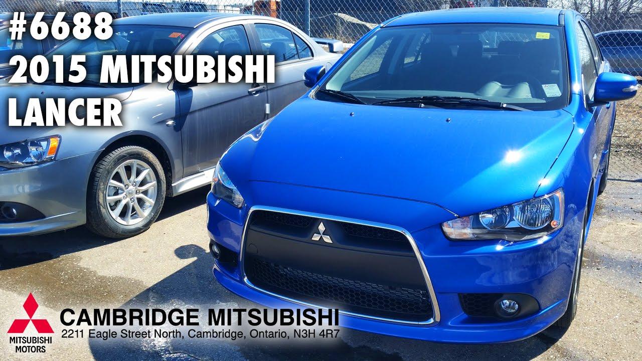 NEW Mitsubishi Lancer Sportback Cambridge Mitsubishi - Mitsubishi cambridge