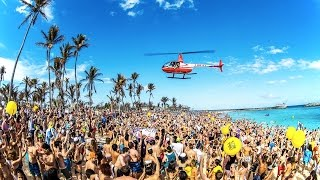 MIAMI PARTY ★ Sexy Beach Party 4k (ULTRA HD) [Epic Life]