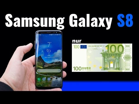 Chinesisches SAMSUNG GALAXY S8 für nur 100€ - Unboxing