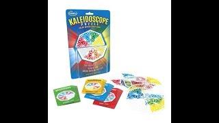 Игра-головоломка Калейдоскоп | Обзор ThinkFun Kaleidoscope
