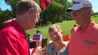Twenty years after heart transplant, area woman grateful for donor's gift of life