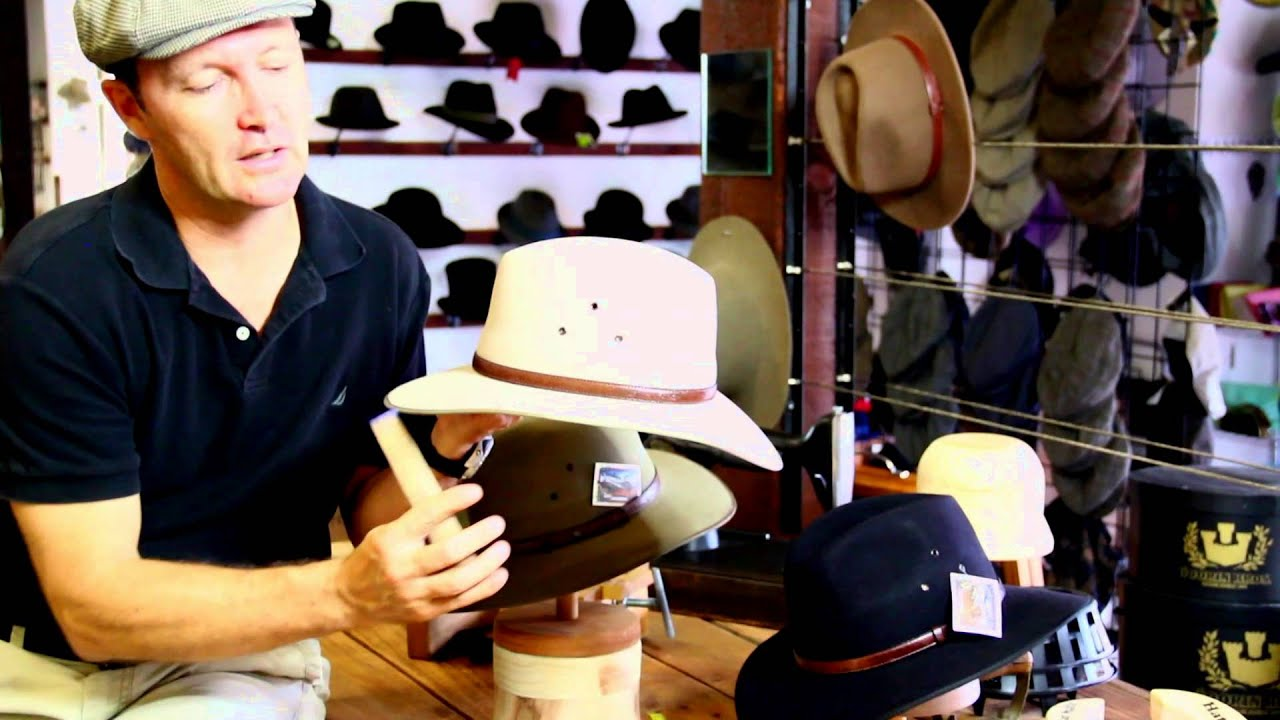 Akubra Coober Pedy Hat Review- Hats By The Hundred - YouTube d0b1c883bcfb