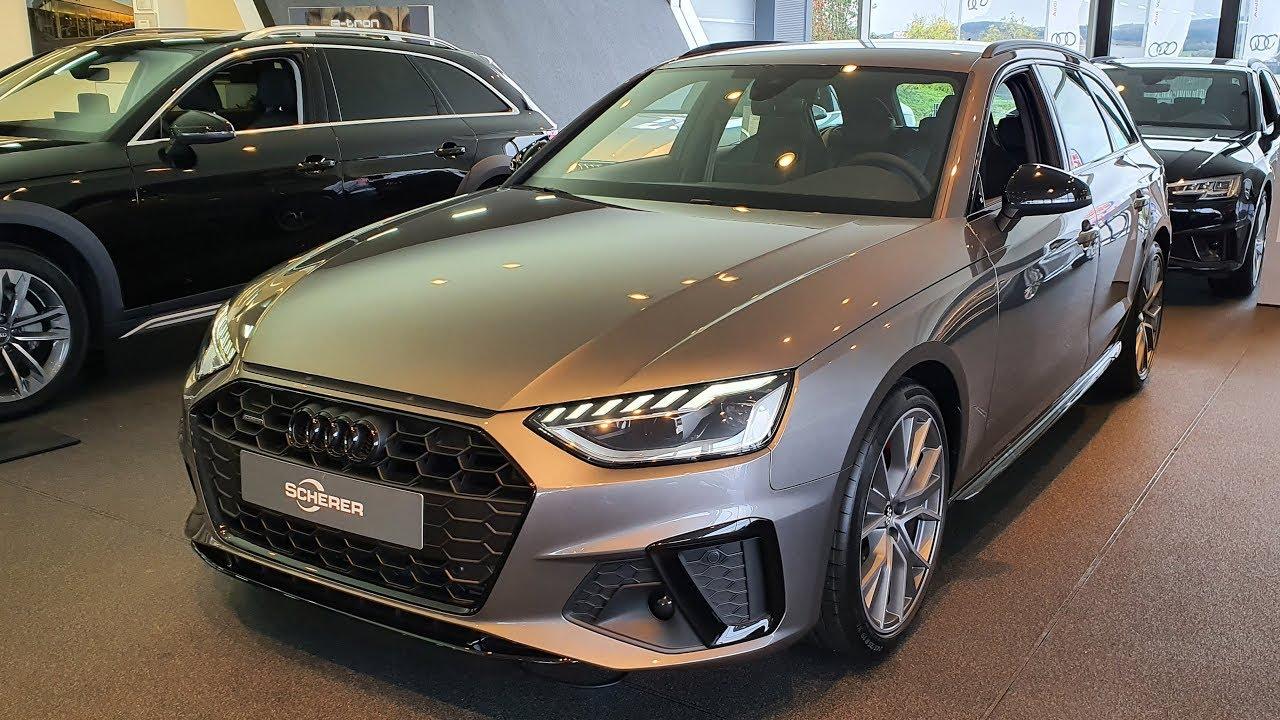 2020 Audi A4 Avant Launch Edition 45 TFSI quattro S tronic - YouTube