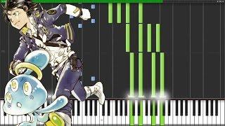 "[ēlDLIVE ED] ""Kimi No Koe Ga...."" - The Super Ball (Synthesia Piano Tutorial) [w/ Free MIDI+Sheets]"