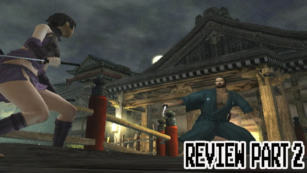 Tenchu: Shadow Assassins (Wii) Game Review Part 2 - YouTubeRikimaru Tenchu Wii