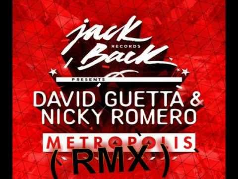 Nicky Romero & David Guetta Vs. Nero - Metropolis Promises (Alemany Mashup)