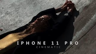 iPhone 11 Pro video test | Cinematic