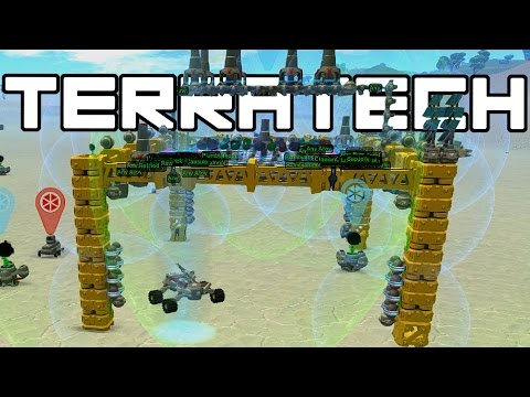 Terra Tech - New Refinery Base! - TerraTech Gameplay