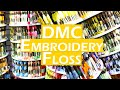 Expert Series- DMC Embroidery Floss (Most recommended floss in the world)