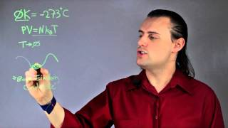 What Happens to Volume & Pressure at Absolute Zero? : Such Great Physics