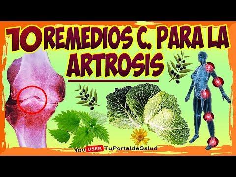 Como COMBATIR LA ARTROSIS con estos 10 remedios caseros para la artrosis