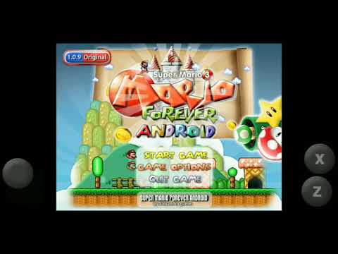 (LATEST VERSION)  Super Mario Forever (Android) Download In Description
