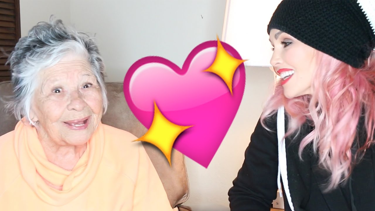 Sierra cure old granny