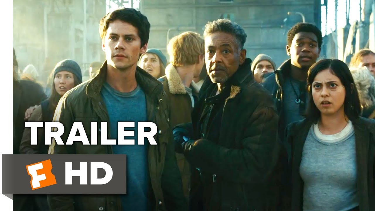 Maze Runner: The Death Cure Trailer #1 (2018) | Movieclips ...