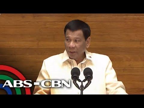BALIKAN: Mga isyung tampok sa #SONA2018 ni Duterte   ABS-CBN News