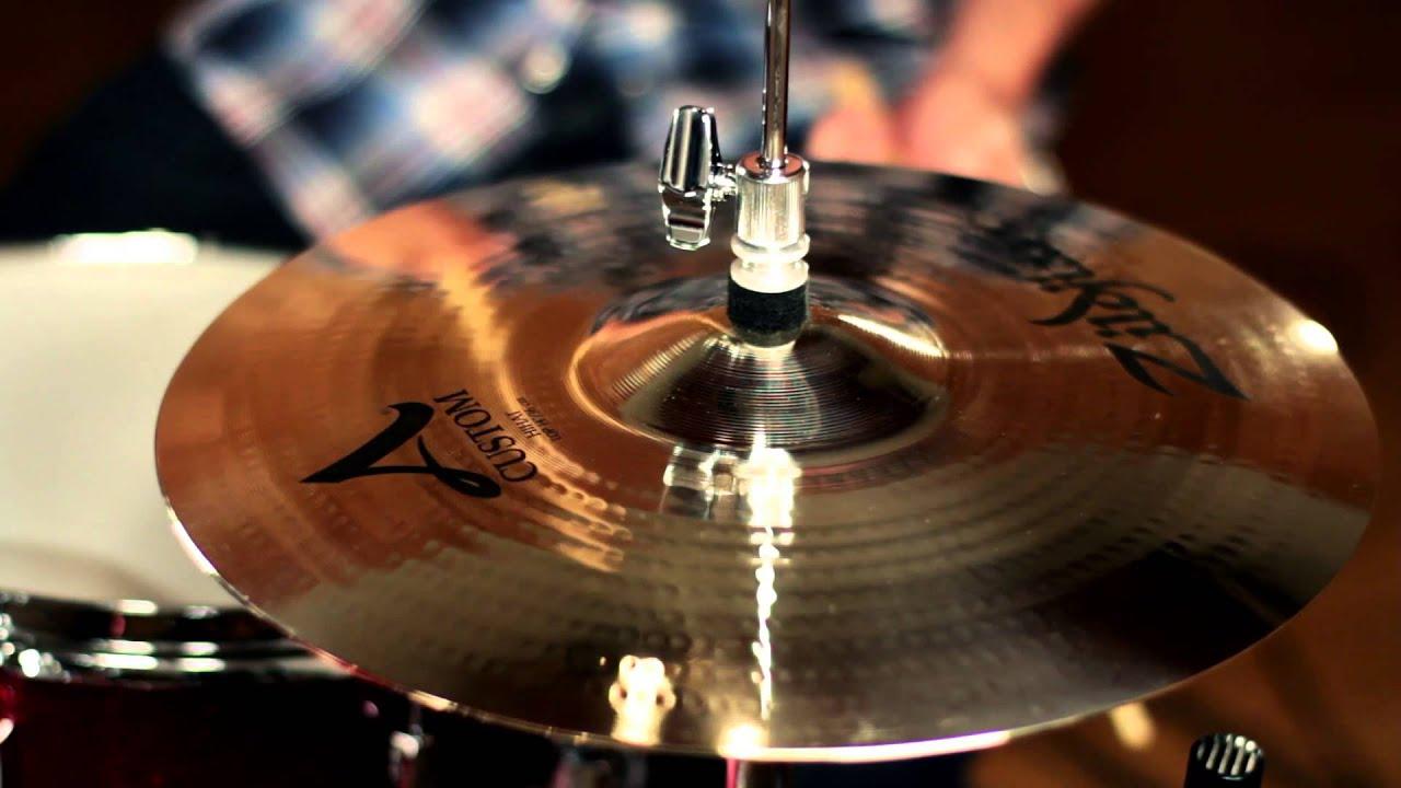 zildjian a custom cymbal pack youtube. Black Bedroom Furniture Sets. Home Design Ideas