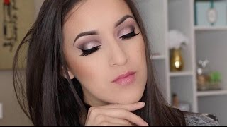 UD Naked 3 Smoky Eyes for Prom 2017   Makeup Tutorial