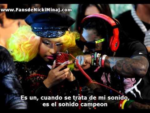 Lil Wayne feat Nicki Minaj  Mercy Subtitulada en español