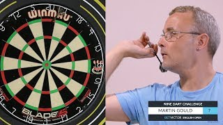 Martin Gould | The BetVictor 9 Dart Challenge | World Snooker