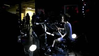 "Kian Bronner ""Living On A Prayer"" Bon Jovi Drum Cover"
