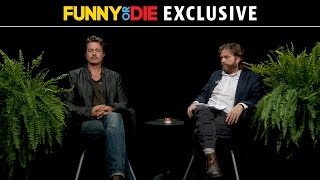 Repeat youtube video Brad Pitt: Between Two Ferns with Zach Galifianakis