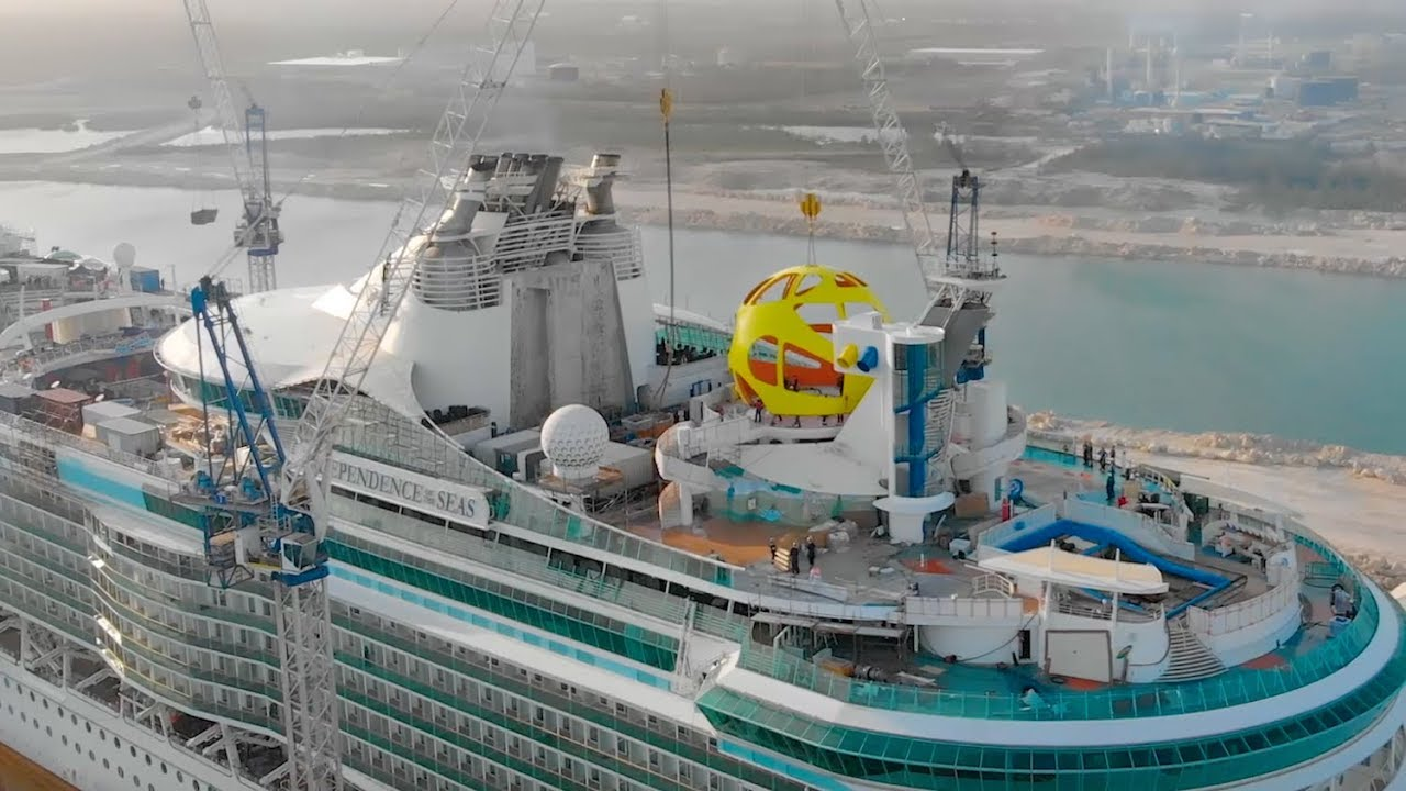 Independence of the Seas   Royal Caribbean Blog