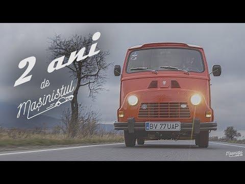 Dacia D6 Estafette – Hipiotul Românesc