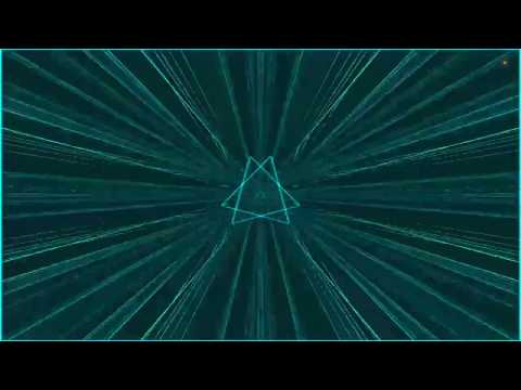 projectM Music Visualizer - Sad Cause It's True by The Retrotones