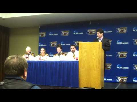 Postgame Press Conference: Women