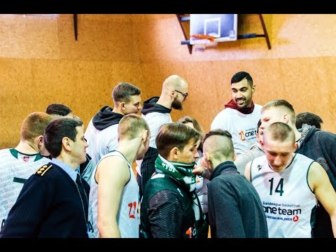 Zalgiris and One Team success – a documentary material