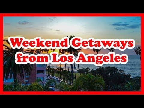 5 Best Weekend Getaways from Los Angeles | USA Holidays Guide