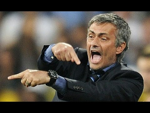 Mourinho - Ferguson - Ancelotti Who is the Counter Attack king? Full HD 1080p
