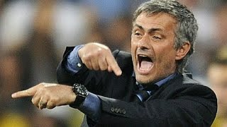 Mourinho - Ferguson - Ancelotti Who is the Counter Attack king? Full HD 1080p